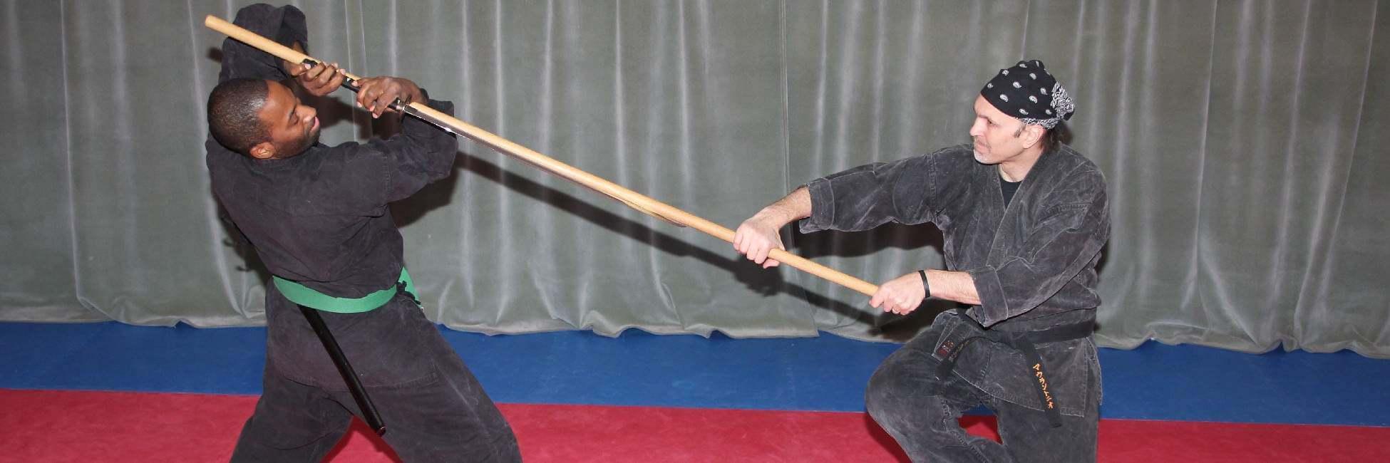 Bujinkan New York Dojo Westchester Ninja And Samurai Martial Arts